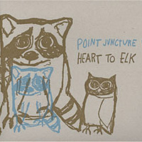 Heart to Elk album art